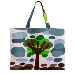 Tree Medium Tote Bag