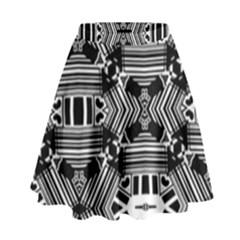 Cyber Celect High Waist Skirt
