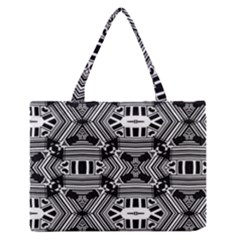 CYBER CELECT Medium Zipper Tote Bag