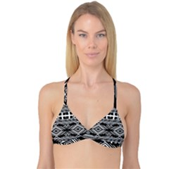 Si Ber Linx Reversible Tri Bikini Top