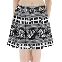 SI BER LINX Pleated Mini Skirt