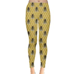 Bee Good Winter Leggings