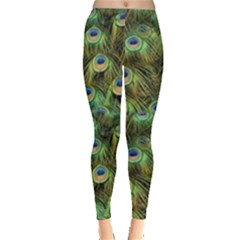 Peacocks Are The Best Leggings