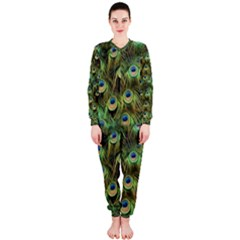 Peacocks Are The Best OnePiece Jumpsuit (Ladies)