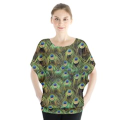 Peacocks Are The Best Blouse