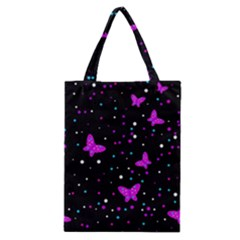 Pink butterflies  Classic Tote Bag