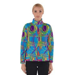 Colorful Abstract Pattern Winterwear