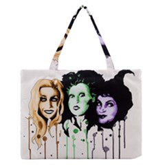 The Sanderson Sisters  Medium Zipper Tote Bag
