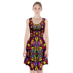 Bigger Modelg Racerback Midi Dress