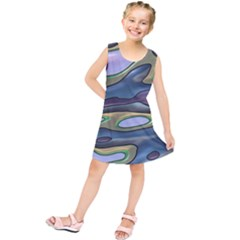 3d shapes         Kid s Tunic Dress