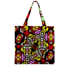 Onest Zipper Grocery Tote Bag