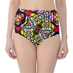 Onest High Waist Bikini Bottoms