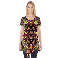 Ancient Spirit Short Sleeve Tunic
