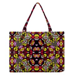 ANCIENT SPIRIT Medium Zipper Tote Bag