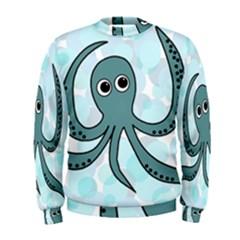 Octopus Men s Sweatshirt