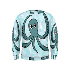 Octopus Kids  Sweatshirt