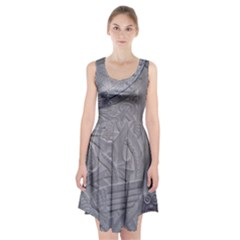Watts Chapel Racerback Midi Dress