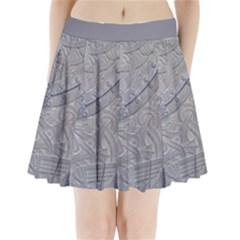 Watts Chapel Pleated Mini Skirt