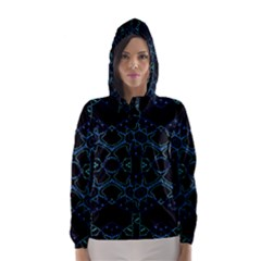 Hum Ding Hooded Wind Breaker (women)