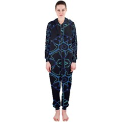Hum Ding Hooded Jumpsuit (ladies)