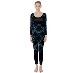 Hum Ding Long Sleeve Catsuit