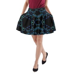 Hum Ding A Line Pocket Skirt