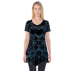 Hum Ding Short Sleeve Tunic