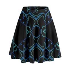 Hum Ding High Waist Skirt