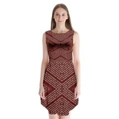 Gggfgdfgn Sleeveless Chiffon Dress