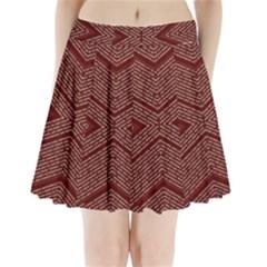 Gggfgdfgn Pleated Mini Skirt