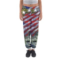 Usa United States Of America Images Independence Day Women s Jogger Sweatpants
