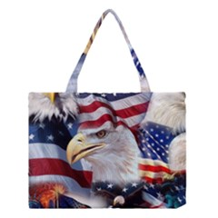 United States Of America Images Independence Day Medium Tote Bag