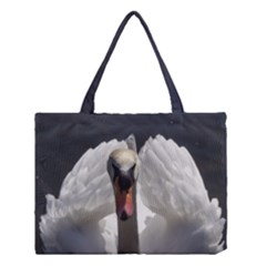 Astley Swan Medium Tote Bag