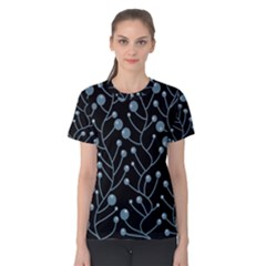 Blue decor Women s Cotton Tee