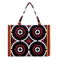 Toraja Pattern Ne limbongan Medium Tote Bag