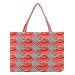 Element Of The Flower Of Life   Pattern Medium Tote Bag