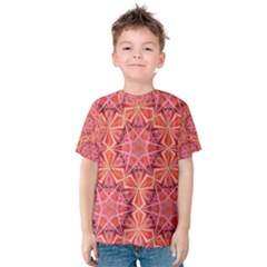 12 pointed star  Kids  Cotton Tee