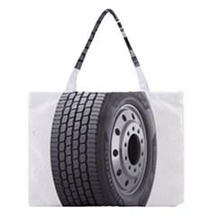 Tire Medium Tote Bag