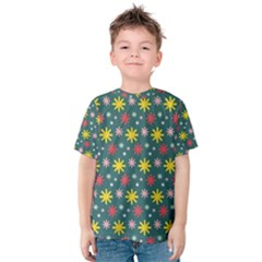 The Gift Wrap Patterns Kids  Cotton Tee