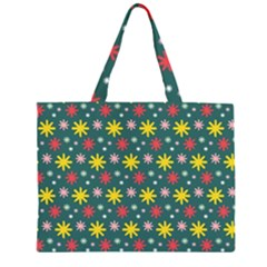 The Gift Wrap Patterns Large Tote Bag
