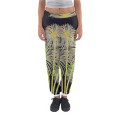 Dandelions Women s Jogger Sweatpants
