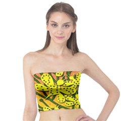 Bees Tube Top