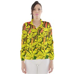 Bees Wind Breaker (Women)
