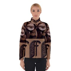 Funny Coffee Beans Brown Typography Winterwear