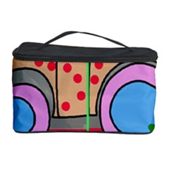 Tractor Cosmetic Storage Case