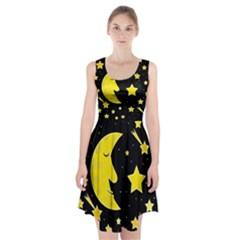 Sleeping Moon Racerback Midi Dress