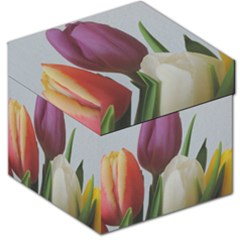 Tulips Storage Stool 12