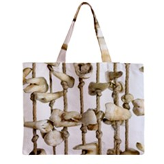Hanging Human Teeth Dentist Funny Dream Catcher Dental Medium Tote Bag