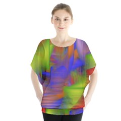 Texture Pattern Programming Processing Blouse