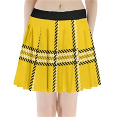 As If An Ode to Cher Skirt Pleated Mini Skirt